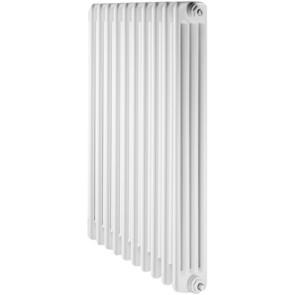 Radiatore tubolare in acciaio 4 colonne mod. 870 dl 10 elementi
