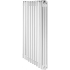 Radiatore tubolare in acciaio 4 colonne mod. 1800 dl 6 elementi