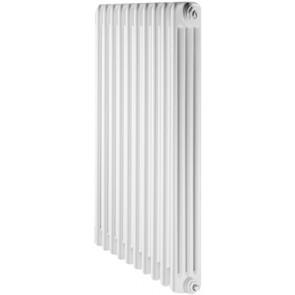 Radiatore tubolare in acciaio 4 colonne mod. 1800 dl 10 elementi