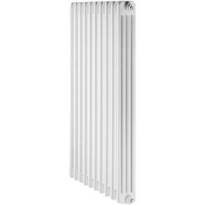 Radiatore tubolare in acciaio 4 colonne mod. 2000 dl 6 elementi