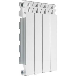 Radiatore in alluminio seven super b4 h 700 4 elementi
