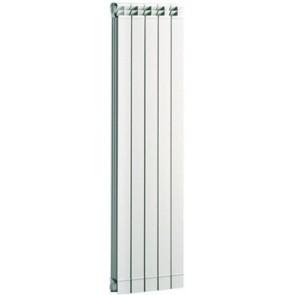 Radiatore in alluminio maior dual 80 h1400 5 elementi