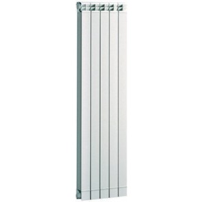 Radiatore in alluminio maior dual 80 h1600 5 elementi