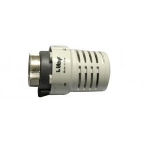 Comando termostatico con elemento sensibile ad olio