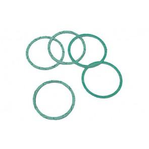"""Guarnizioni nipples per radiatori per alluminio 1""""1/4 x mm. 1"""