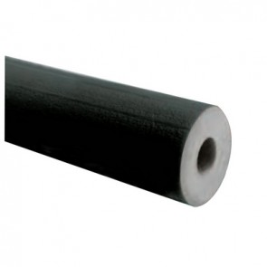 Tubo isolante flex pe black antigraffio mt 2 6-20