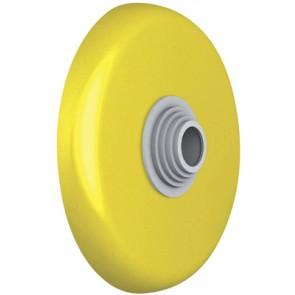 """Rosone """"magicover"""" a doppia tenuta per tubazioni gas diam. 25 mm"""