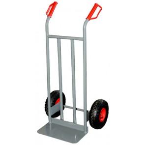 Carrello basic con ruote pneumatiche