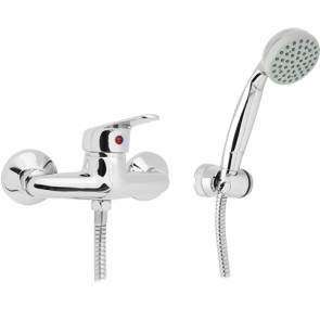 Monocomando esterno doccia Ines