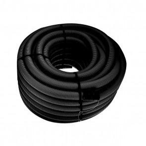 Tubo polietilene corrugato doppia parete diam. 63